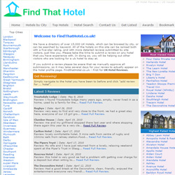 click to learn more about Find-that-Hotel project