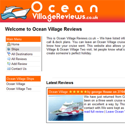 click to learn more about Ocean-Village-Reviews project